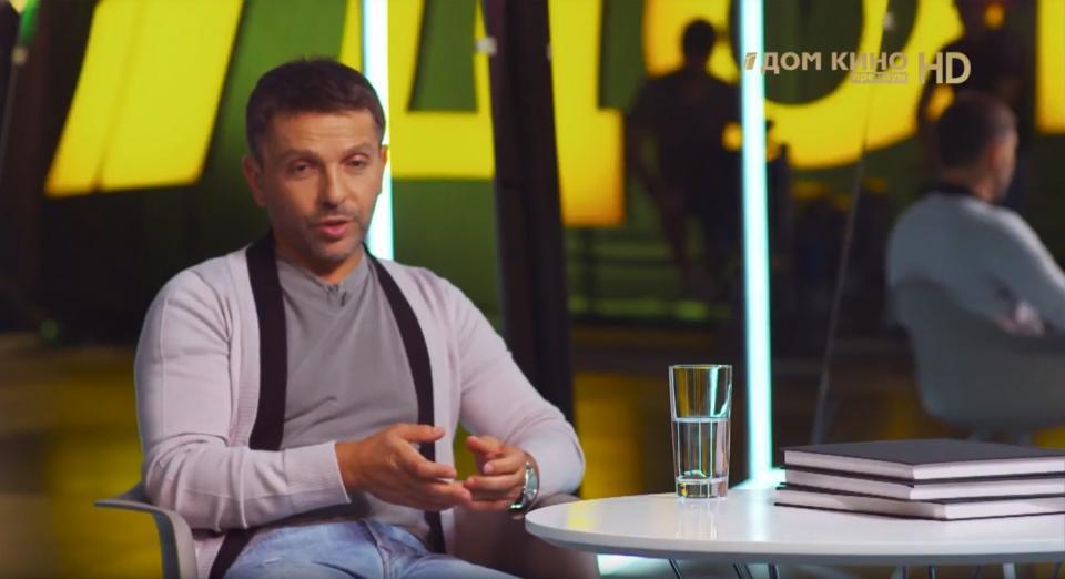 Леонид Барац/О чём ещё говорят мужчины